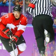 Trotz mäßigen Starts: Canada setzt auf Goldjunge Crosby (Foto)