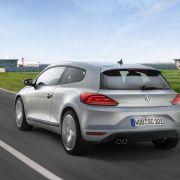VW Scirocco wird zur Halbzeit stärker und sparsamer (Foto)