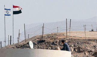 Nach Anschlag: Ägypten-Urlauber sollen Taba meiden (Foto)