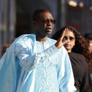 Youssou N'Dour singt für den Frieden in Zentralafrika (Foto)