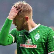 Werder-Spielmacher Hunt pausiert weiterhin (Foto)