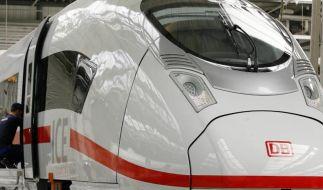 Bahn und Siemens verhandeln über weitere ICE-Entschädigung (Foto)
