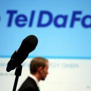 Ex-Teldafax-Manager vor Gericht (Foto)
