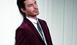 Mit einem gut geschnittenen Anzug ist man(n) stets gut angezogen. (Foto)