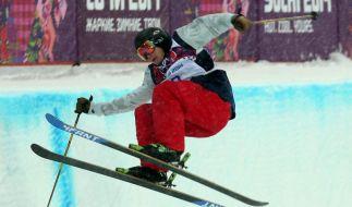 Ski-Freestyler Wise erster Halfpipe-Olympiasieger (Foto)