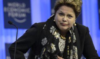 Brasiliens Präsidentin will Papst zur WM einladen (Foto)