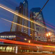 USA nehmen ausländische Großbanken an die Kandare (Foto)