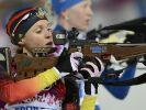Biathlon bei Olympia 2014