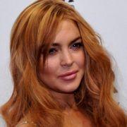 Lindsay Lohan ein ganz besonders Haarwaschmittel.
