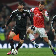 Arsenal gegen Bayern München live im Stream sehen (Foto)