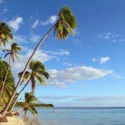 Wassertemperaturen weltweit: Zum Planschen auf die Fidschis (Foto)