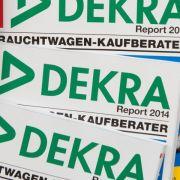 Deutsche Gebrauchtwagen im Dekra-Report besonders zuverlässig (Foto)