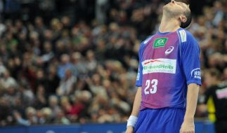 Riese HSV wankt - Handball-Bundesliga in Sorge (Foto)
