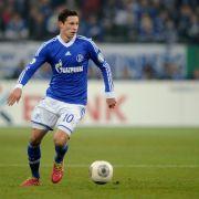 Schalker Draxler und Höwedes vor Rückkehr (Foto)
