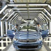 Peugeot schnürt Milliarden-Paket zur Konzernrettung (Foto)