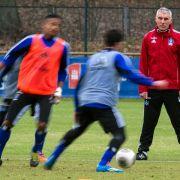 Slomka: HSV-Team erfüllt Voraussetzungen für Erfolg (Foto)