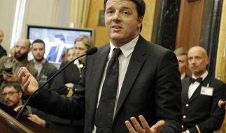 Renzi macht Tempo: Italiens neue Regierung bis zum Wochenende (Foto)