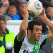 Wolfsburgs Vieirinha will in sechs Wochen spielen (Foto)