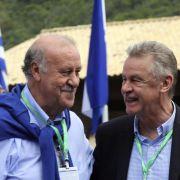 Hitzfeld zur Kritik am Spielort Manaus: «erledigt» (Foto)