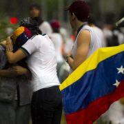 Maduro: «Faschisten» wollen Staatsstreich in Venezuela (Foto)