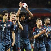 Bayern stellt Auswärtssieg-Rekord in der CL ein (Foto)