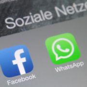 Facebook steckt WhatsApp in die Tasche (Foto)