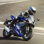 Neue Yamaha YZF-R125: Kleiner Sportler nach großem Vorbild (Foto)
