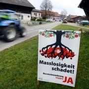 Zuwanderung in die Schweiz steigt weiter (Foto)