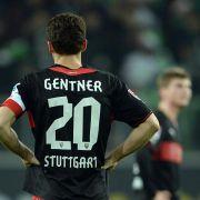 Stuttgarts Kapitän Gentner fehlt auch gegen Hertha BSC (Foto)