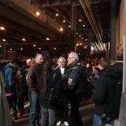 Brand in Chicago - Hamburg Ballett sagt Auftritte ab (Foto)