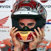 MotoGP-Weltmeister Márquez erleidet Wadenbeinbruch (Foto)