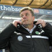 Wolfsburgs Hecking: «Leverkusen ist nicht angeknockt» (Foto)