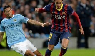 Neymar-Transfer: Justiz ermittelt wegen Steuerbetrugs (Foto)