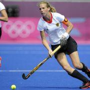 Hockey-Damen gewinnen Vergleich gegen Japan (Foto)