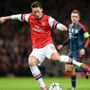 Alptraum für Özil: Tragische Figur bei Arsenal (Foto)