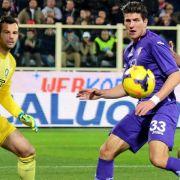 Gomez gewinnt mit Florenz in Europa League (Foto)