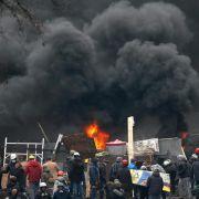 Präsidialamt verkündet Einigung auf Lösung der Ukraine-Krise (Foto)