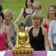 Auf Selbsterforschung: Meditieren für die Wissenschaft (Foto)