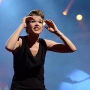 Anke Engelke singt für die Maus (Foto)