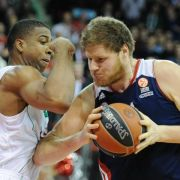 Bayern-Basketballer beenden Pleitenserie in Euroleague (Foto)
