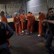 Über 900 Jahre Haft für Massaker an Bauern in Guatemala (Foto)