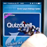 «Quizduell» erobert Millionen Handys (Foto)