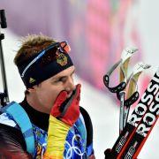 Biathlon-Staffel in Sotschi live bei ARD und ZDF sehen (Foto)