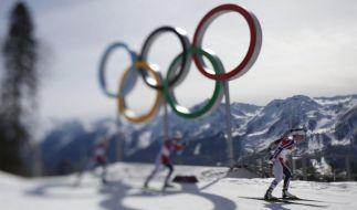 Sotschi-Schlussfeier: Russland nimmt Abschied als Olympia-Gastgeber (Foto)