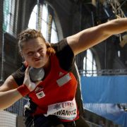 Kugelstoßerin Schwanitz holt Titel bei Hallen-DM (Foto)