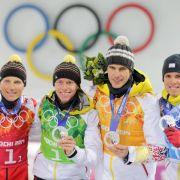Silbermedaille (Foto)