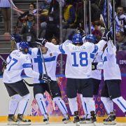 Rekordmann Selänne führt Finnland zu Bronze (Foto)