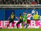 Erstarkter HSV siegt bei Slomka-Debüt: 3:0 gegen BVB (Foto)