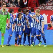 VfB Stuttgart weiter im freien Fall - 1:2 gegen Hertha (Foto)