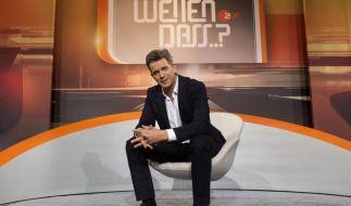 Markus Lanz präsentiert «Wetten, dass..?» aus Düsseldorf. (Foto)